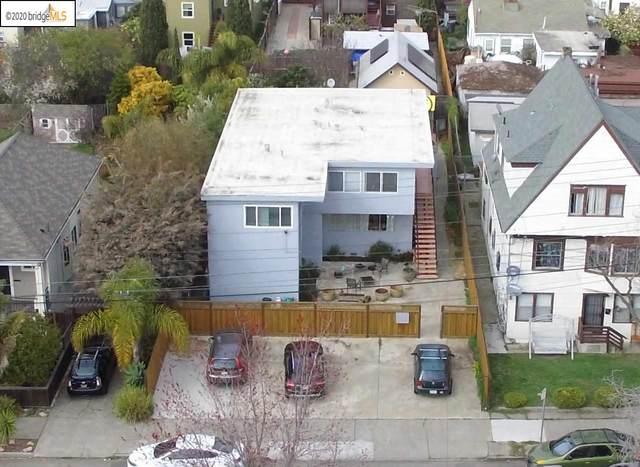 916 63rd Street, Oakland, CA 94608 (#40901047) :: Blue Line Property Group