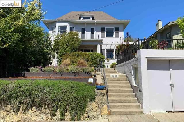 5844 Lawton Ave, Oakland, CA 94618 (#40901051) :: Blue Line Property Group