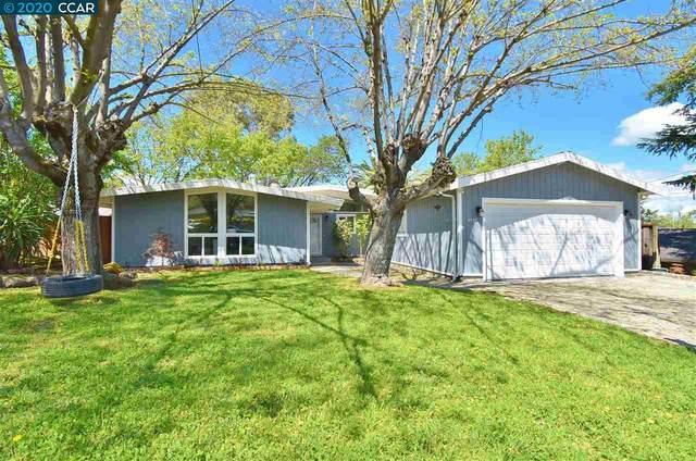 4525 Entrada Ct, Pleasanton, CA 94566 (#40901052) :: Blue Line Property Group