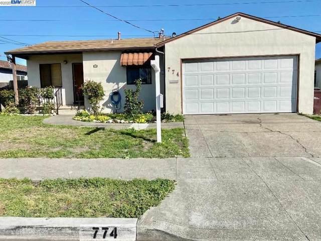 774 Bishop, Hayward, CA 94544 (#40901062) :: Blue Line Property Group