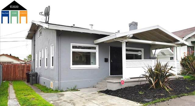 5455 Wadean Pl, Oakland, CA 94601 (#40901067) :: Blue Line Property Group