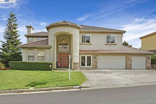 924 Autumn Oak Cir, Concord, CA 94521 (#40901091) :: The Lucas Group