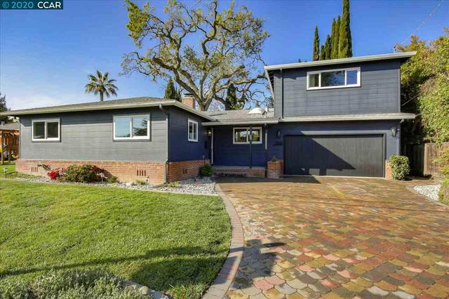 1749 Gumwood Dr, Concord, CA 94519 (#40901114) :: The Lucas Group