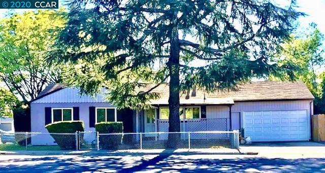 2701 Grant St, Concord, CA 94520 (#40901155) :: The Lucas Group