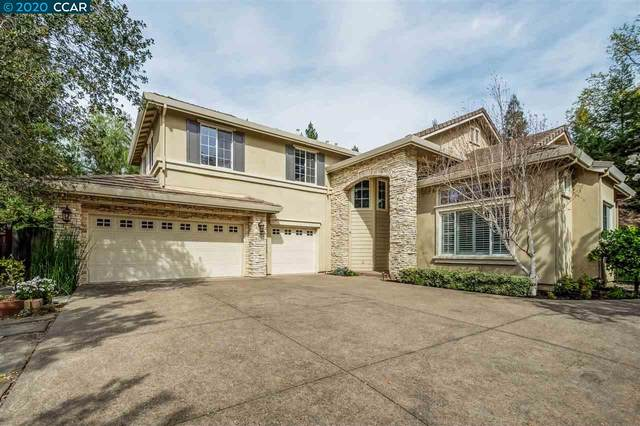 74 Candleston Pl, Alamo, CA 94507 (#40901229) :: The Lucas Group
