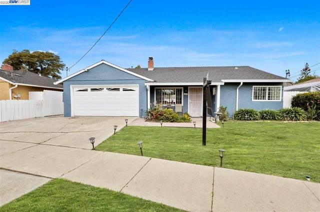 555 Longwood Ave, Hayward, CA 94541 (#40901238) :: The Lucas Group