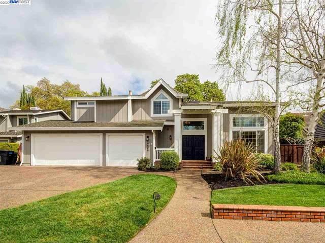 4890 Cobbler Court, Pleasanton, CA 94566 (#40901250) :: The Lucas Group