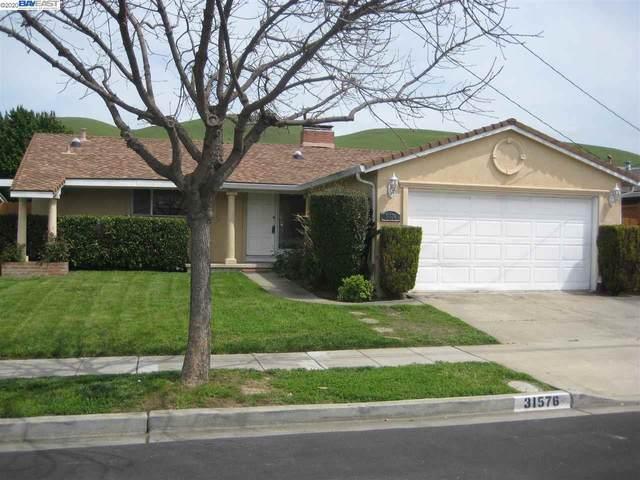 31576 Burnham Way, Hayward, CA 94544 (#40901251) :: The Lucas Group