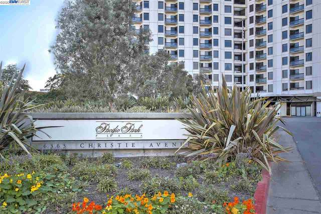6363 Christie Ave #821, Emeryville, CA 94608 (#40901313) :: Real Estate Experts