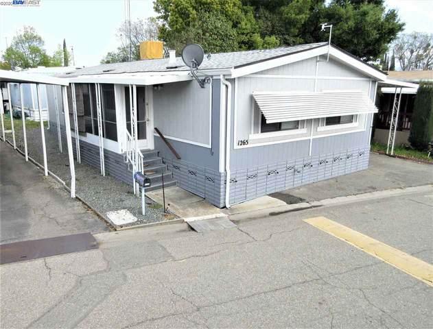 1265 Via Jose, Livermore, CA 94551 (#40901430) :: The Venema Homes Team