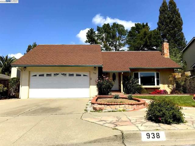 938 Crellin Rd, Pleasanton, CA 94566 (#40902029) :: Armario Venema Homes Real Estate Team