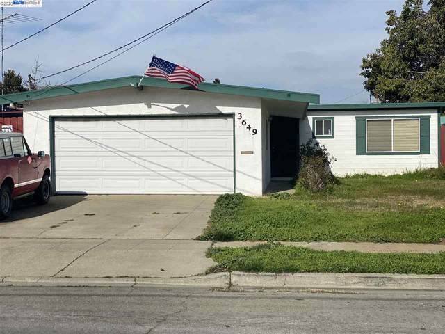 3649 Monmouth Pl, Fremont, CA 94538 (#40902309) :: Armario Venema Homes Real Estate Team