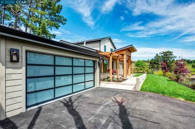 41 Hillcrest Dr, Orinda, CA 94563 (#40902406) :: Armario Venema Homes Real Estate Team