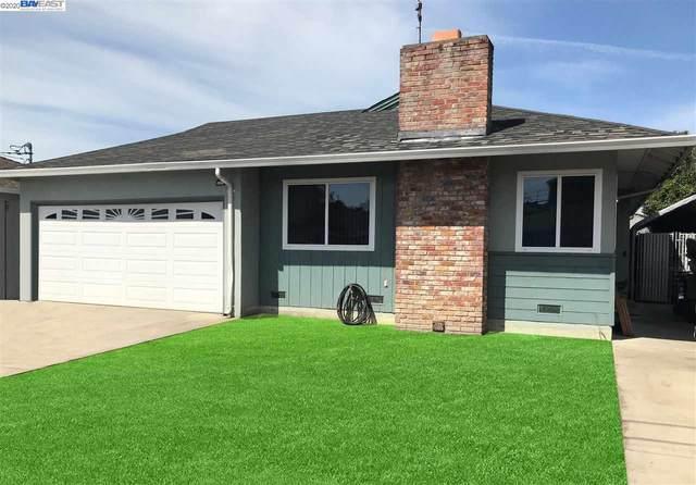 21143 Ashfield Ave, Castro Valley, CA 94546 (#40902659) :: Armario Venema Homes Real Estate Team