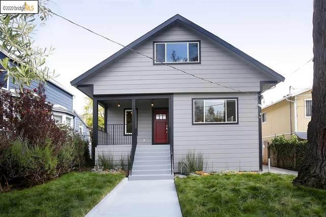 1332 E 23rd St, Oakland, CA 94606 (#40902737) :: Armario Venema Homes Real Estate Team