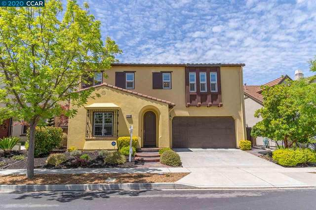 3812 Welshland St, Danville, CA 94506 (#40902868) :: Armario Venema Homes Real Estate Team
