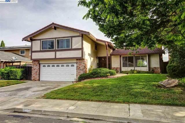 3091 Chardonnay Dr, Pleasanton, CA 94566 (#40902988) :: Armario Venema Homes Real Estate Team
