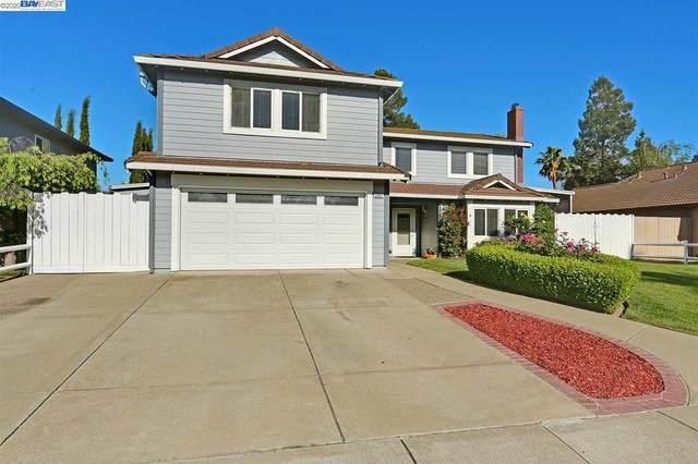 3561 Ballantyne Dr, Pleasanton, CA 94588 (#40903135) :: Armario Venema Homes Real Estate Team
