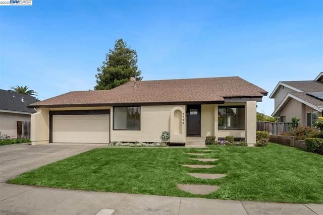 3723 Bairn Ct, Pleasanton, CA 94588 (#40903248) :: Armario Venema Homes Real Estate Team