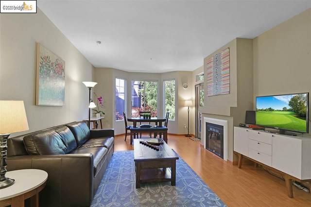 320 Caldecott Ln #101, Oakland, CA 94618 (#40903411) :: Armario Venema Homes Real Estate Team