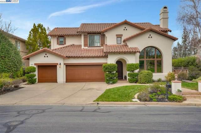 2341 Romano Circle, Pleasanton, CA 94566 (#40903458) :: Armario Venema Homes Real Estate Team