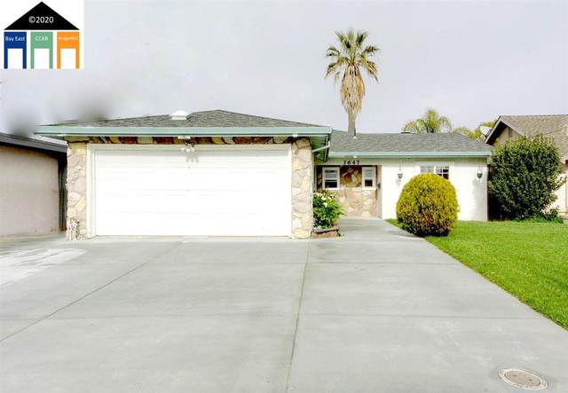 3647 Jamestown Road, Fremont, CA 94538 (#40903488) :: Realty World Property Network