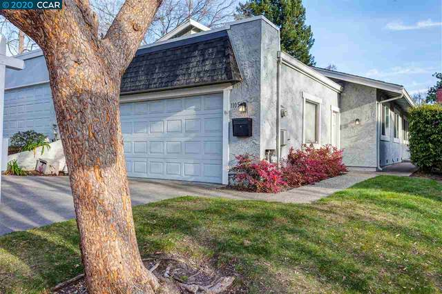 1105 Glengarry Ln, Walnut Creek, CA 94596 (#40903516) :: Armario Venema Homes Real Estate Team