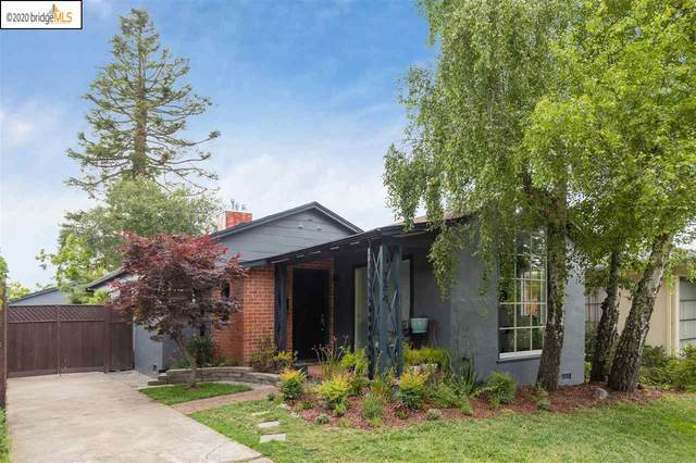 256 Purdue Avenue, Kensington, CA 94708 (#40903522) :: The Grubb Company