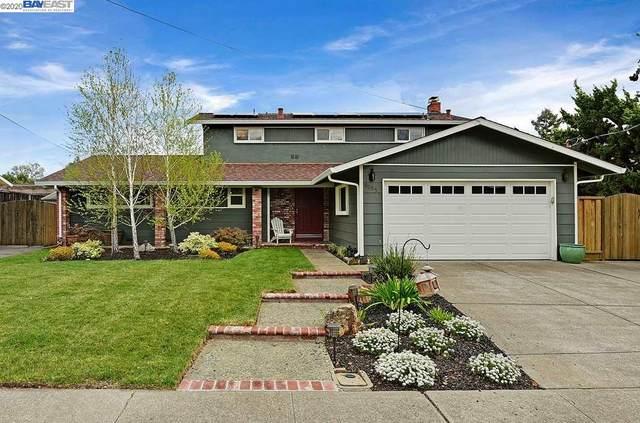 8055 Via Zapata, Dublin, CA 94568 (#40903656) :: Armario Venema Homes Real Estate Team