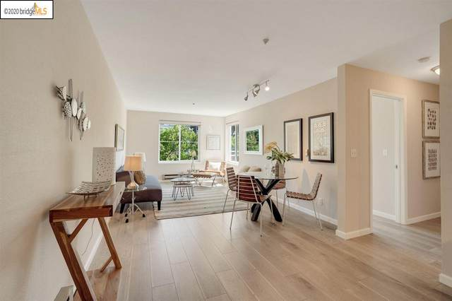 2901 Macarthur Blvd #304, Oakland, CA 94602 (#40903759) :: Armario Venema Homes Real Estate Team