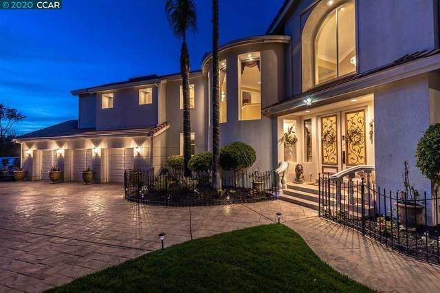 73 Blackhawk Club Ct, Danville, CA 94506 (#40903814) :: Realty World Property Network