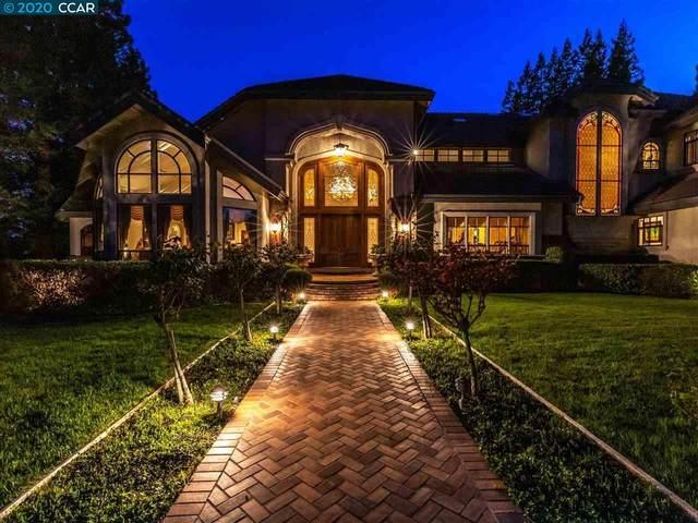 929 Eagle Ridge Dr, Danville, CA 94506 (#40903845) :: Realty World Property Network