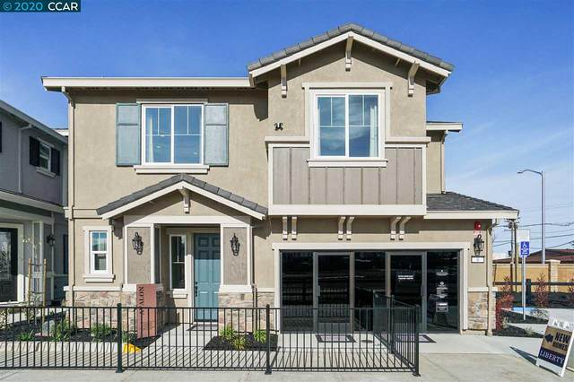 27 Liberty Court, Pittsburg, CA 94565 (#40903915) :: Realty World Property Network