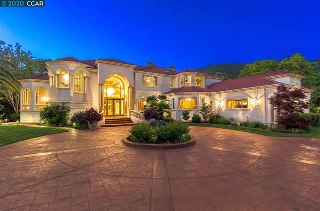 3118 Blackhawk Meadow Lane, Danville, CA 94506 (#40903973) :: Realty World Property Network