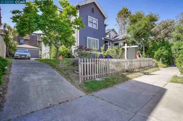 4209 Howe St, Oakland, CA 94611 (#40904063) :: Armario Venema Homes Real Estate Team