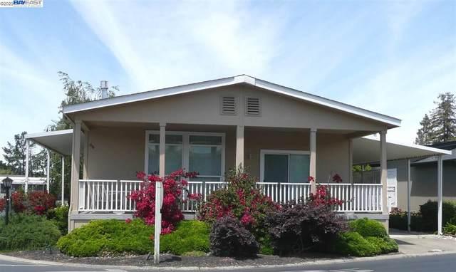 3263 Vineyard Ave., #66 #66, Pleasanton, CA 94566 (#40904121) :: Armario Venema Homes Real Estate Team