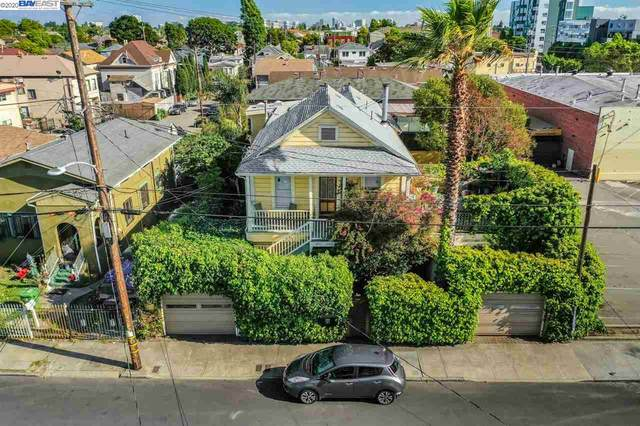 1091 67th St, Oakland, CA 94608 (#40904154) :: Armario Venema Homes Real Estate Team