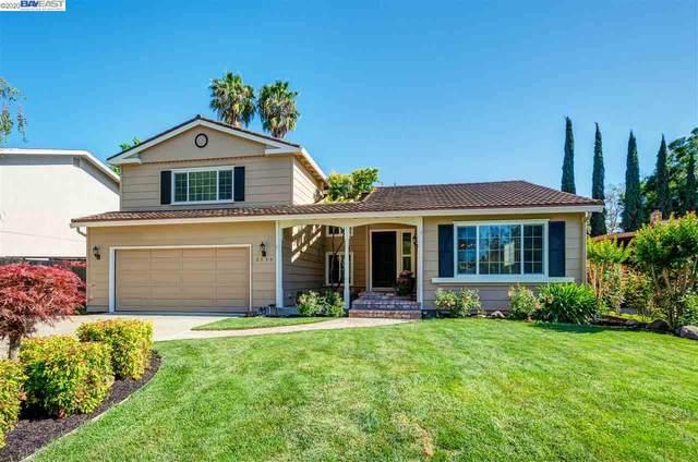 2754 Longspur Way, Pleasanton, CA 94566 (#40904387) :: Armario Venema Homes Real Estate Team