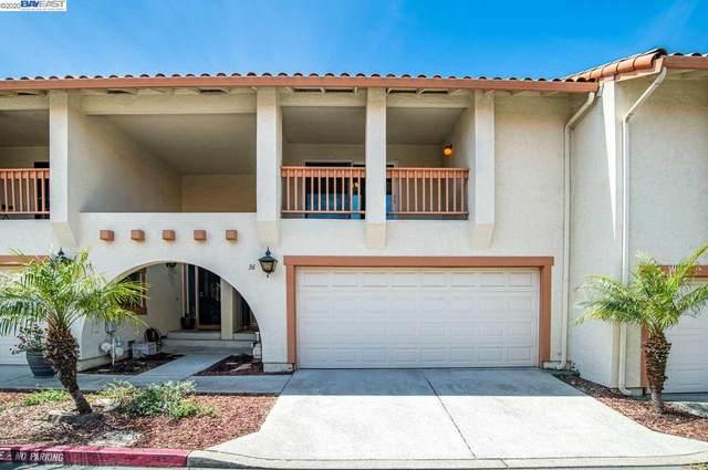 31213 Tepic Pl #36, Hayward, CA 94544 (#40904519) :: Armario Venema Homes Real Estate Team