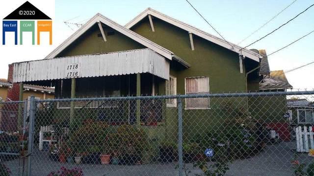 1716 96th Ave, Oakland, CA 94603 (#40904588) :: J. Rockcliff Realtors