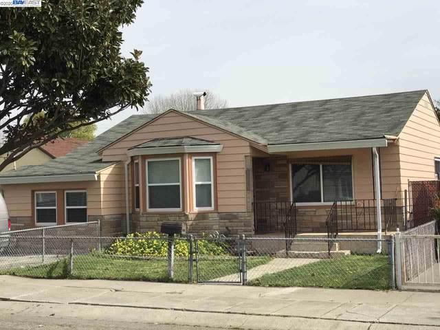 692 Hutchings Dr, San Leandro, CA 94577 (#40904592) :: Armario Venema Homes Real Estate Team