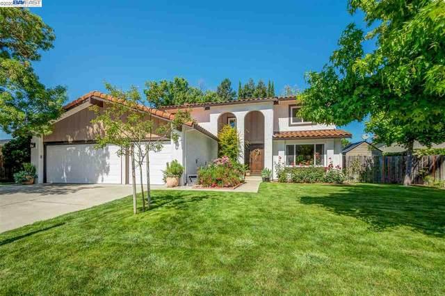 3469 Virgil Cir, Pleasanton, CA 94588 (#40904594) :: Armario Venema Homes Real Estate Team