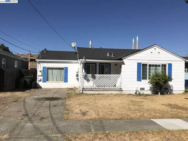 156 Odessa Ave, Pittsburg, CA 94565 (#40904597) :: Realty World Property Network