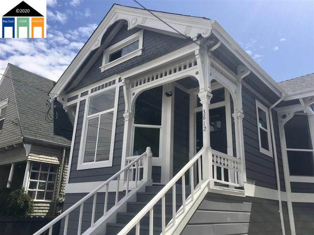 3612 West St, Oakland, CA 94608 (#40904633) :: Realty World Property Network