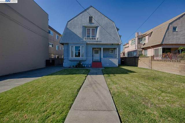 1515 28Th Ave, Oakland, CA 94601 (MLS #40904662) :: Paul Lopez Real Estate