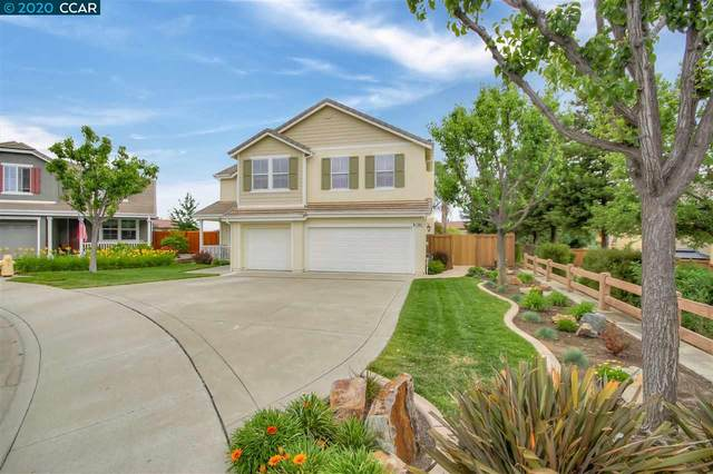 384 Wentworth Ct, Brentwood, CA 94513 (#40904742) :: Armario Venema Homes Real Estate Team