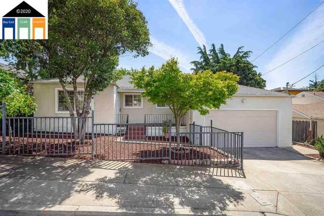 18042 Redwood, Castro Valley, CA 94546 (#40904781) :: Armario Venema Homes Real Estate Team