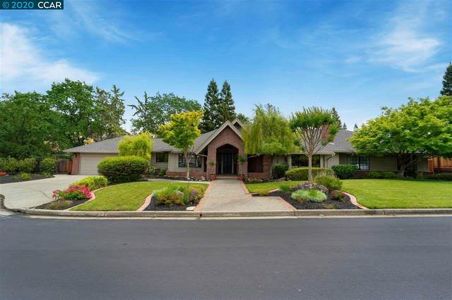 206 Colt Ct, Lafayette, CA 94549 (#40904791) :: Armario Venema Homes Real Estate Team
