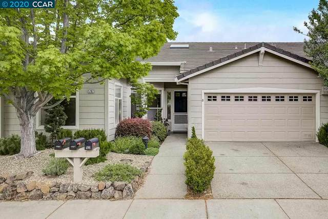 1707 Comstock Dr, Walnut Creek, CA 94595 (#40904837) :: Realty World Property Network