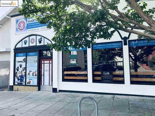 3721 Grand Avenue, Oakland, CA 94610 (#40904845) :: Blue Line Property Group